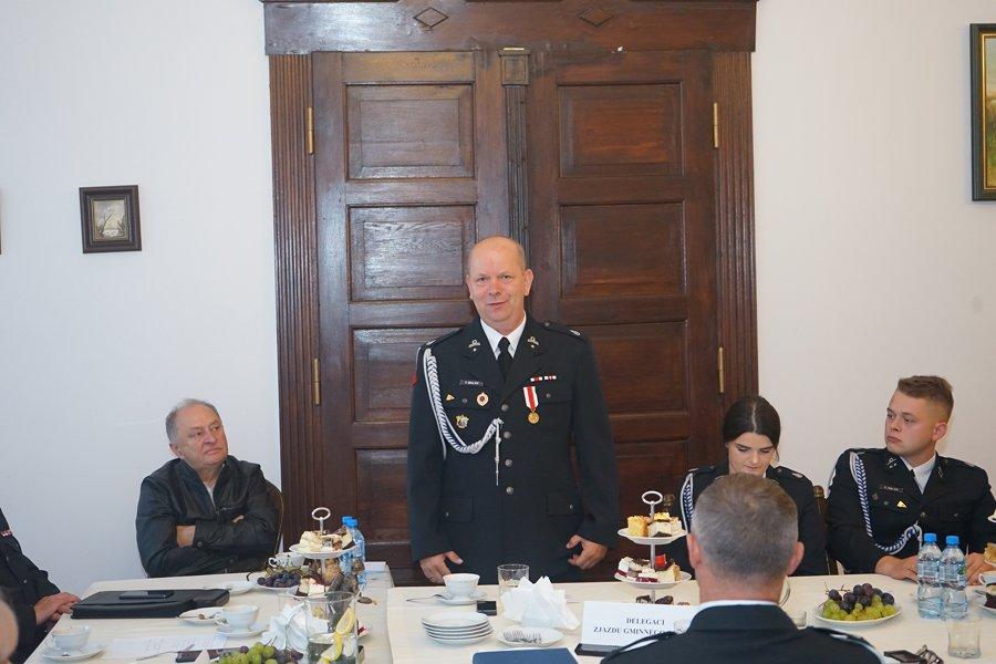 Zjazd Delegatów Oddziału Gminnego ZOSP