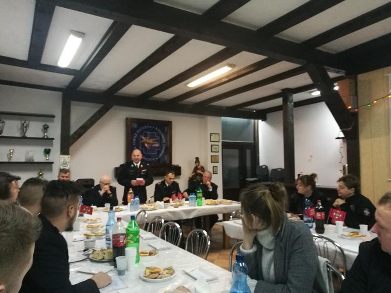 Kampania Walnych Zebrań Sprawozdawczych w jednostkach OSP Gminy Czarna Dąbrówka zakończona