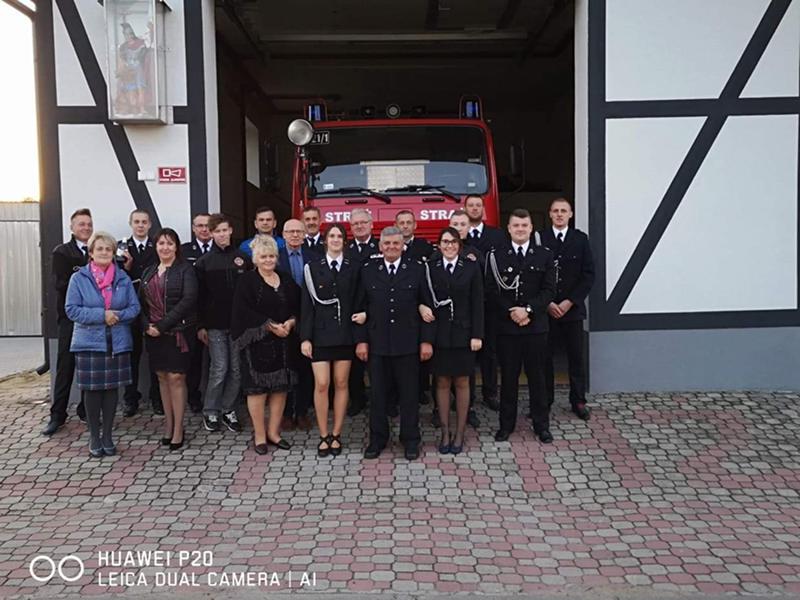 Na bycie strażakiem-ratownikiem nigdy nie jest za późno...